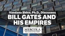 Vandana Shiva on the Taking Down of Bill Gates' Empires