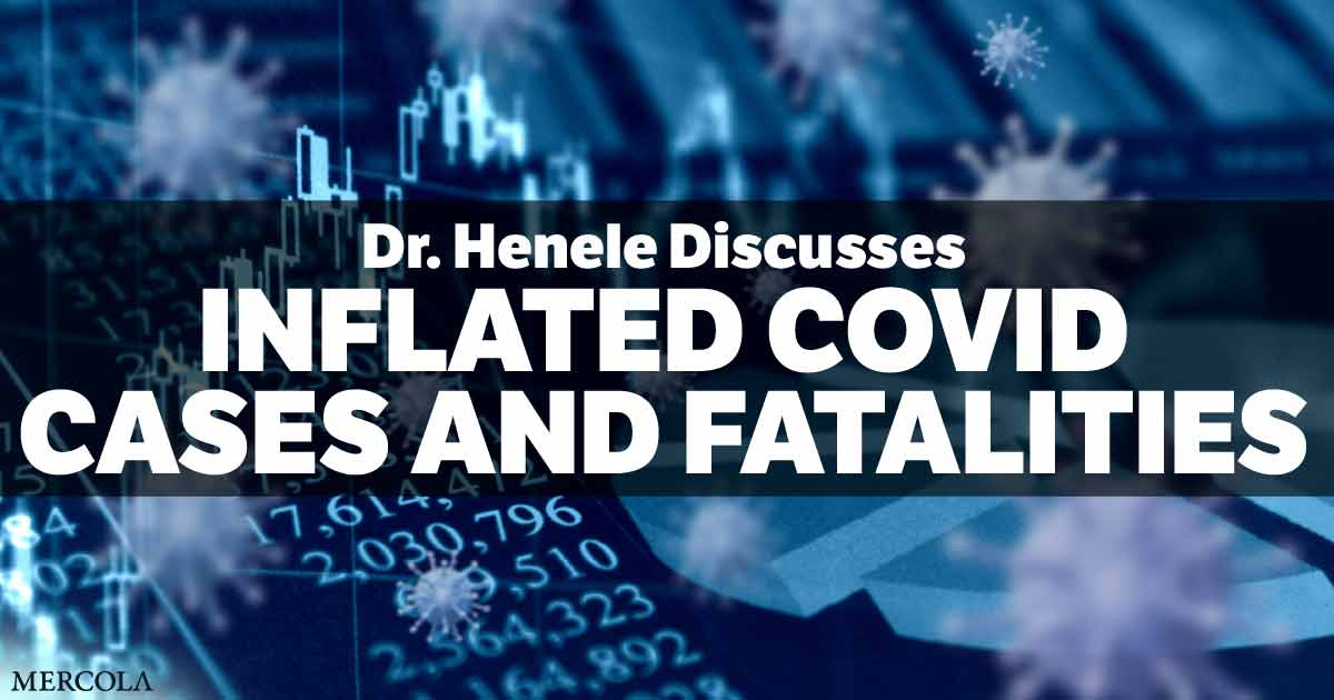 CDC Violated Law to Inflate COVID Cases and Fatalities