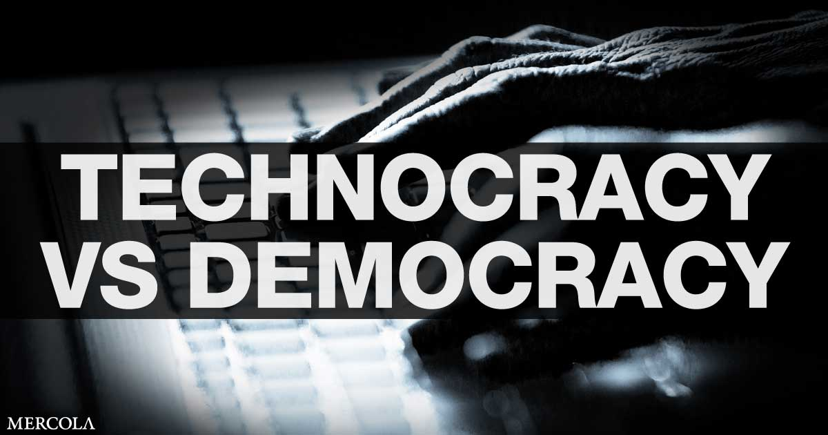 Wake Up! Outlaw Technocrats Are Stealing Our Democracy