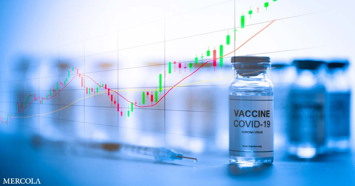Coronavirus Spreading Among the Vaccinated in Highly Vaccinated Countries