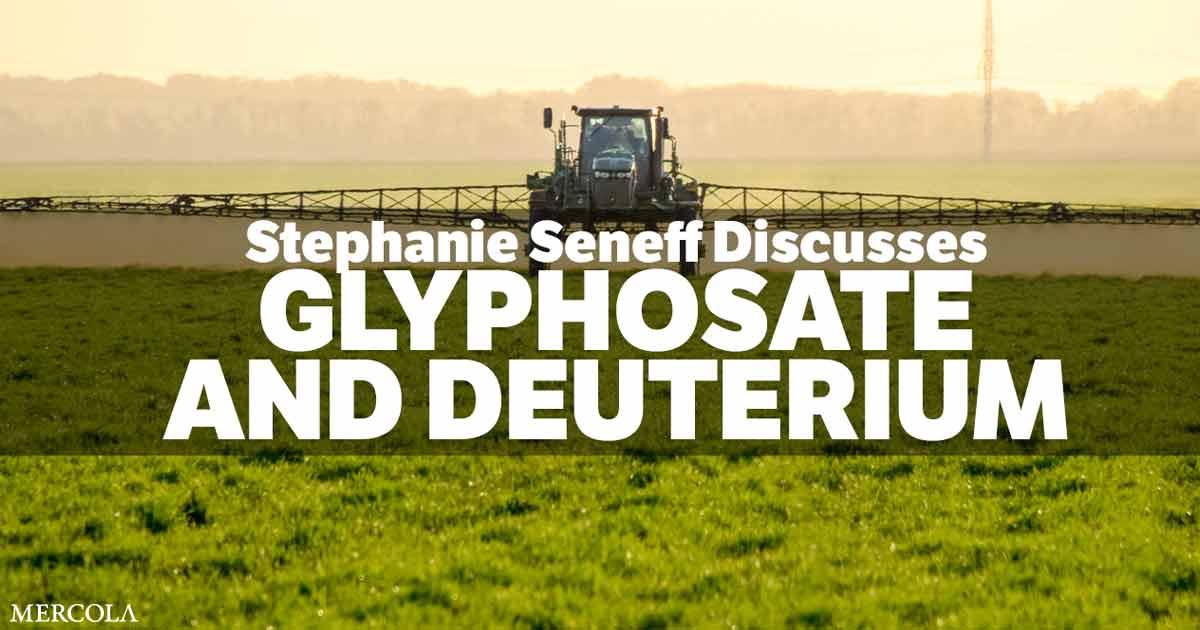 Stephanie Seneff - The Troubling Role of Glyphosate in ...