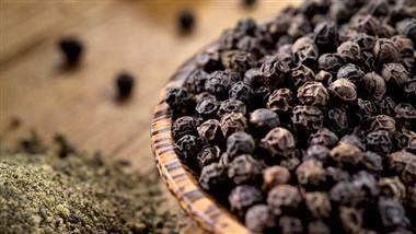 Nine Benefits of Eating Black Pepper