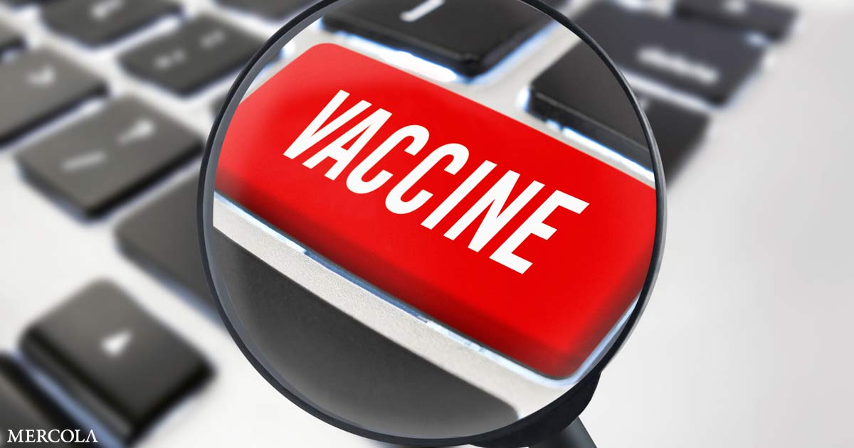 Google hilft Big-Pharma die Impfstoffe zu fördern