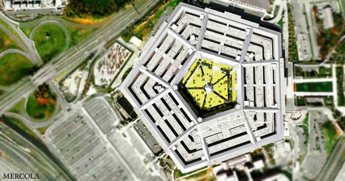 Pentagon finanziert Non-Profit Vertuschung von SARS-CoV-2 Herkunft