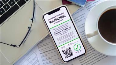 digital COVID-19 vaccination records