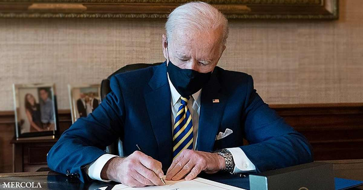 This Biden Proposal Could Make US a 'Digital Dictatorship'