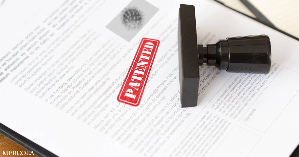 Patents Prove SARS-CoV-2 Is a Manufactured Virus