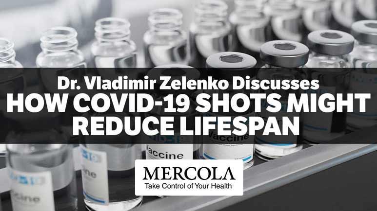 Haben Sie sich für die Impfung entschieden? Sie haben ein hohes Risiko, das die COVID-Injektionen die Lebenserwartung verkürzen könnte?
