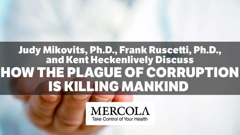 Wie eine grenzenlose Korruption die Menschheit tötet