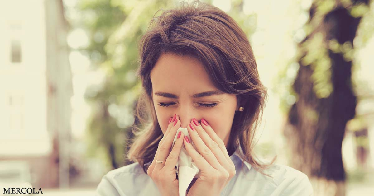Air Pollution Is Making Your Allergies Worse