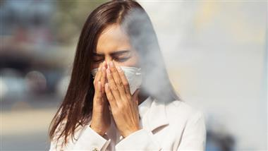 allergies worsened by air pollution