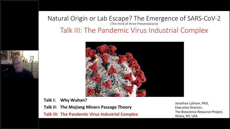 Der pandemische Virus-Industriekomplex ist die größte Bedrohung der Welt