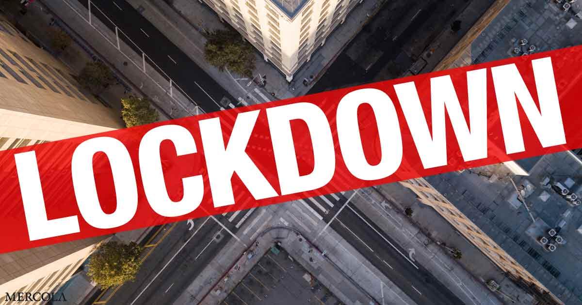 The Public Health Drawbacks of Lockdowns