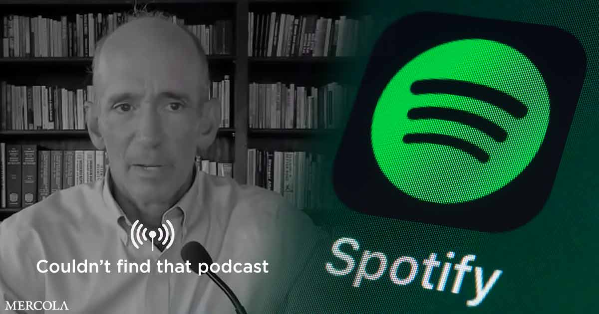 Why I'm Being Censored by Spotify