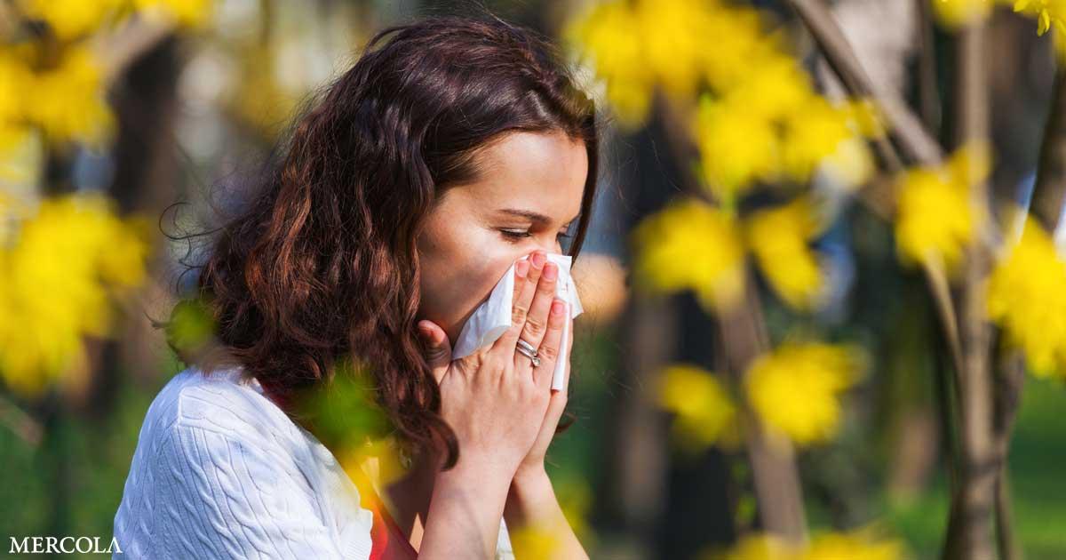 5 Foods to Help Fight Seasonal Allergies