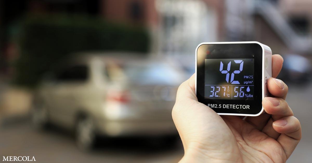 How Hazardous Is the Air You Breathe?