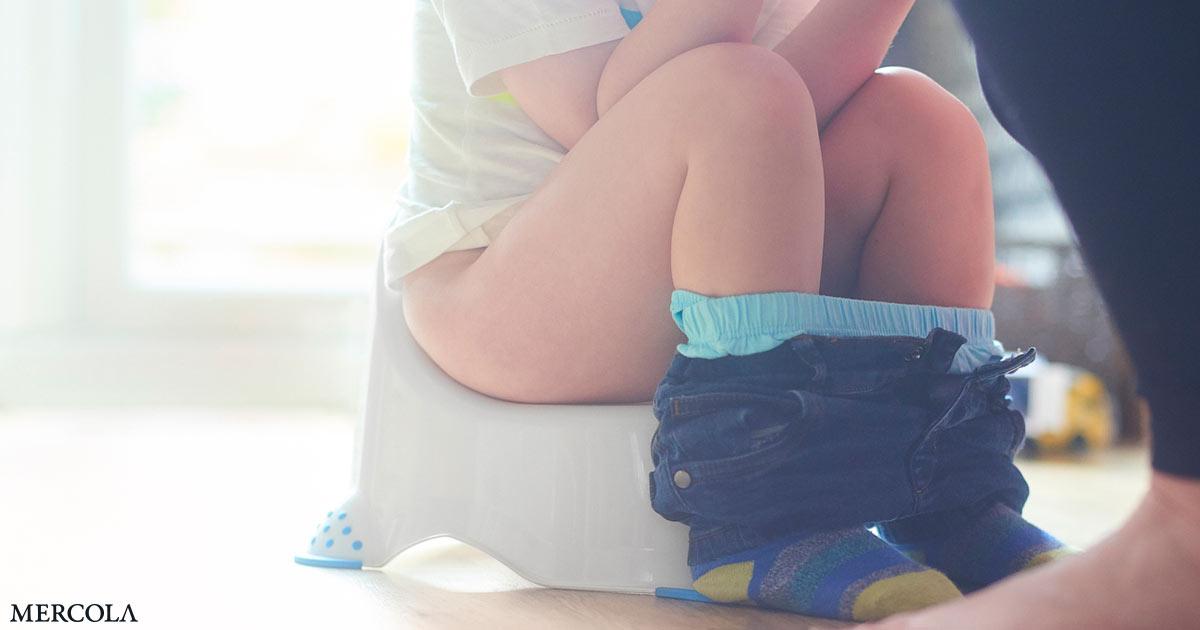 New Study Shows Disturbing Amounts of Plastic in Baby Poop