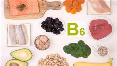 Foods rich in vitamin B