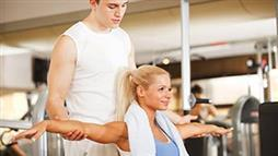workout personal trainer