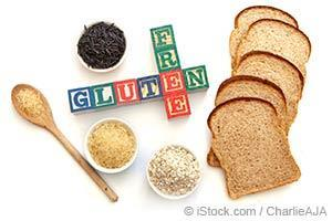 gluten-free bread, wheat, and grains