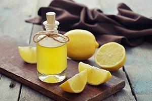 Óleo de Limão Siciliano
