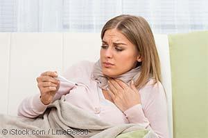 strep throat duration