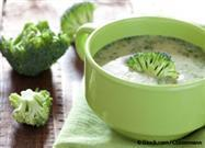 Healthy Cream of Broccoli Soup Recipe