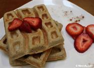 Start Your Day Right With These Gluten-Free Waffles