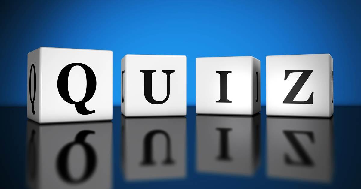 Weekly Health Quiz: Pushups, Planks and Glyphosate