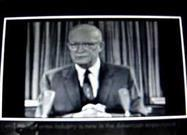 Eisenhower 50 Years Ago Warned of Rise of Military Industrial Complex