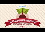 Beneficios de la Remolacha o Betabel