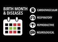 How Diseases Can Be Linked to Your Month of Birth