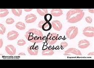 8 Beneficios Que los Besos le Brindan a la Salud