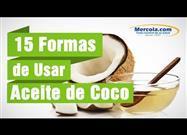 15 Razones para Tener un Frasco de Aceite de Coco en el Baño