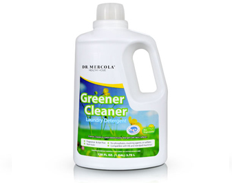 Greener Cleaner 100 Non Toxic Laundry Detergent