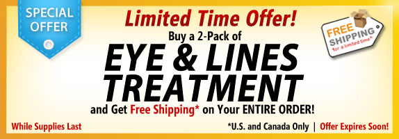 Eye and Lines Treatment Special Offer