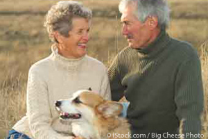 5 Excellent Dog Breeds for Older Folks