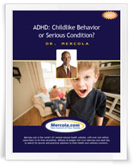ADHD: Childlike Behavior or Serious Condition?