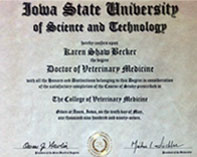 Iowa State University - Dr. Karen Becker
