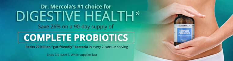 Complete Probiotics Special Offer