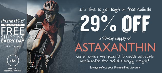 Astaxanthin Free Shipping Offer