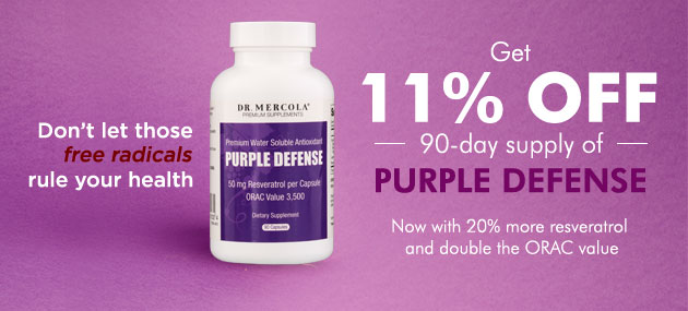 Purple Defense Special Offer