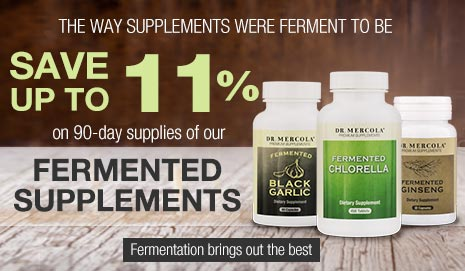 Fermented Supplements Special Offer