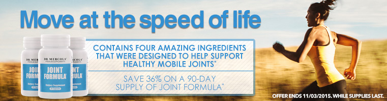 Joint Formula Special Offer