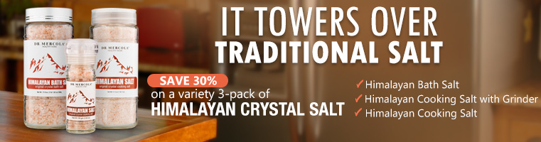 Himalayan Salt Special Offer
