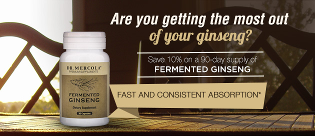 Fermented Ginseng Special Offer