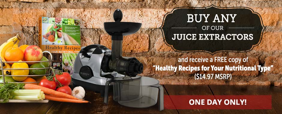 Juice Extractor Special Offer