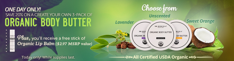 Body Butter Special Offer