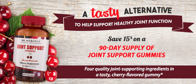 Joint Gummies Special Offer