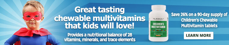 Children's Multivitamin Special Offer